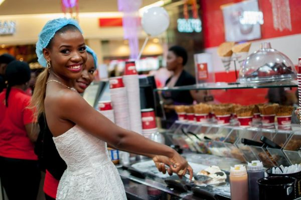 Cold Stone Grand Opening Ikeja  - BellaNaija - April 2015061