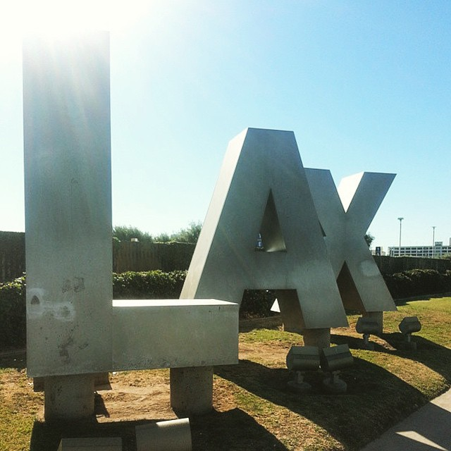 Arrivall! LAX