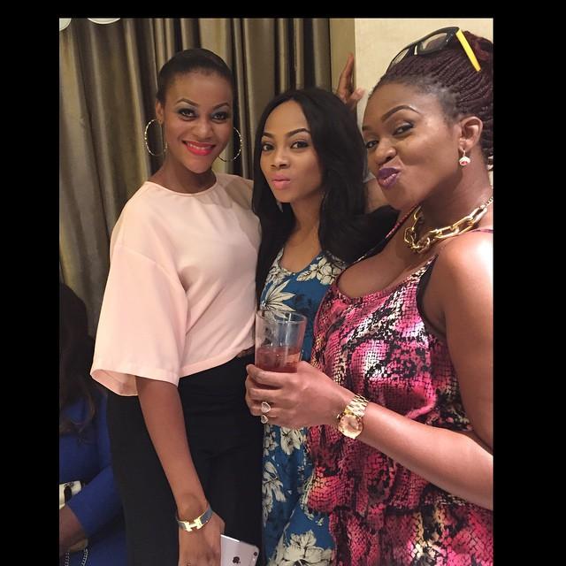 Damilola Adegbite, Toke Makinwa, Waje
