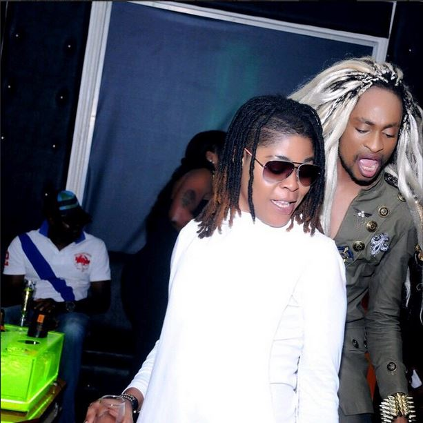 Denrele Edun and Shulaydee
