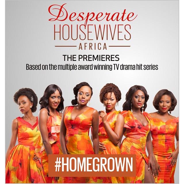 Nigeria Movies Desperate House Girl