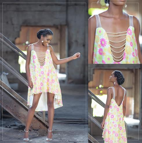 Ejiro Amos Tafiri Rustic Fairytale SS2015 Collection Lookbook - BellaNaija - April 20150014