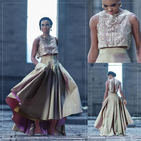 Ejiro Amos Tafiri Rustic Fairytale SS2015 Collection Lookbook - BellaNaija - April 20150015