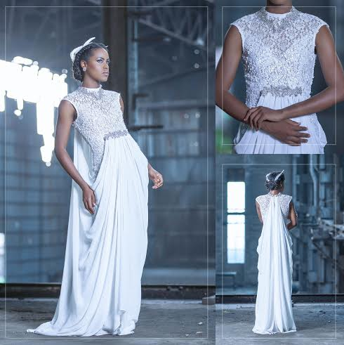 Ejiro Amos Tafiri Rustic Fairytale SS2015 Collection Lookbook - BellaNaija - April 20150020