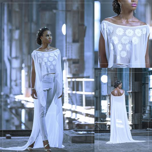 Ejiro Amos Tafiri Rustic Fairytale SS2015 Collection Lookbook - BellaNaija - April 2015008