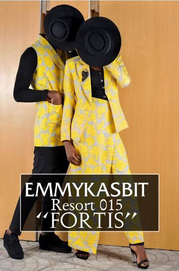 Emmy Kasbit Fortis Collection - BellaNaija - April 2015001