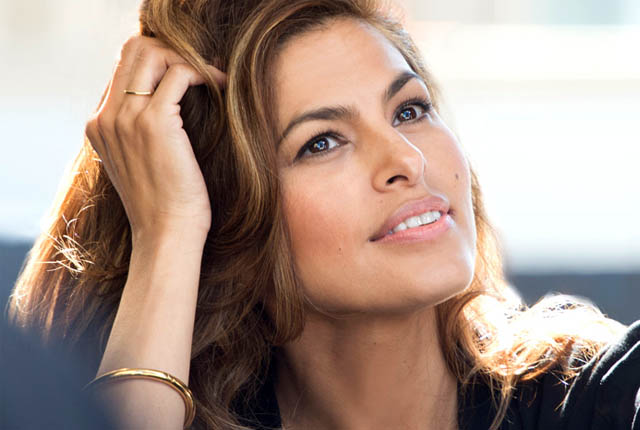 Eva Mendes as the Face of Esteé Lauder - BellaNaija - April2015001