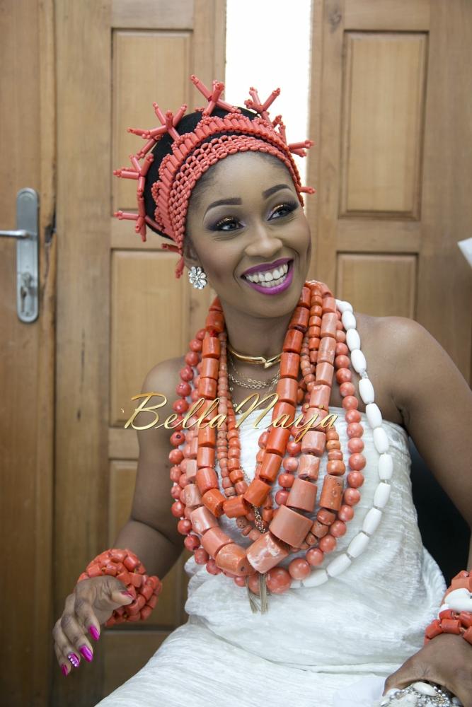 Ewemade of Shakara Couture & Bode - BellaNaija Weddings - Edo, Yoruba, Lagos, Nigeria - April 2015007