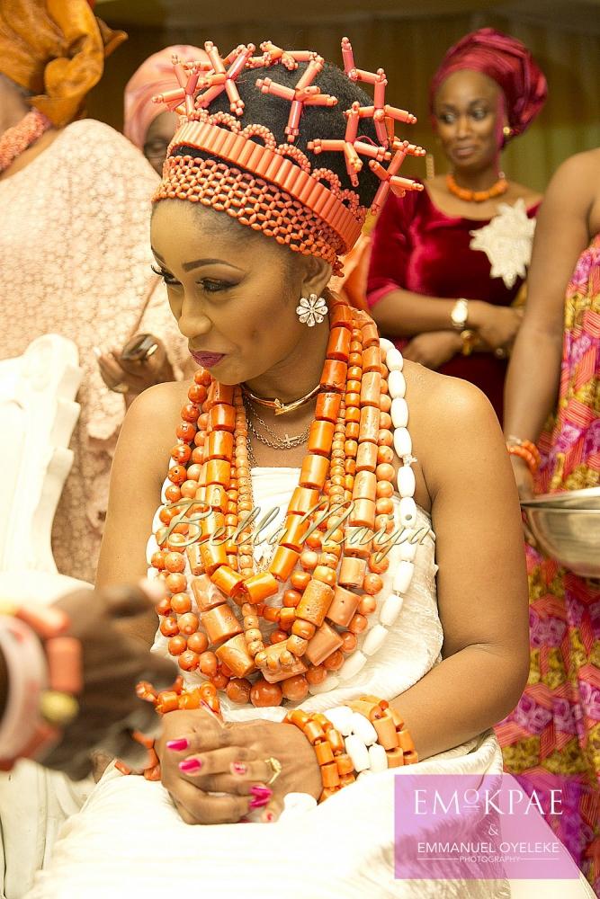 Ewemade of Shakara Couture & Bode - BellaNaija Weddings - Edo, Yoruba, Lagos, Nigeria - April 2015011