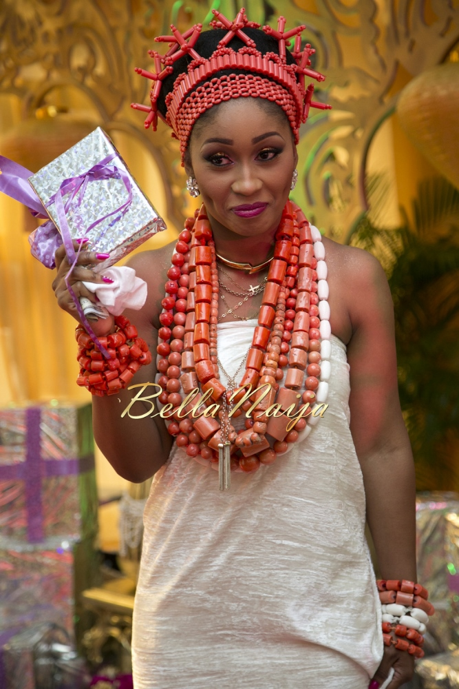 Ewemade of Shakara Couture & Bode - BellaNaija Weddings - Edo, Yoruba, Lagos, Nigeria - April 2015013