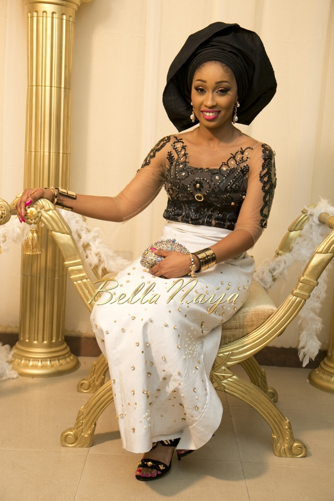 Ewemade of Shakara Couture & Bode - BellaNaija Weddings - Edo, Yoruba, Lagos, Nigeria - April 2015015