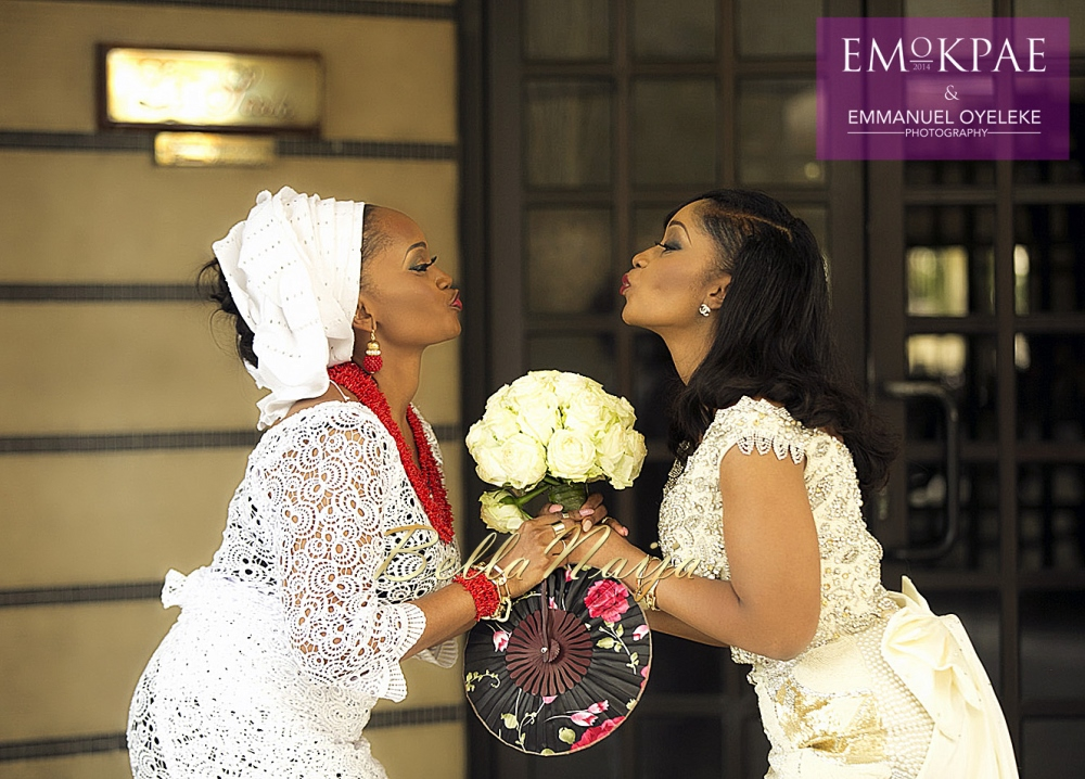 Ewemade of Shakara Couture & Bode - BellaNaija Weddings - Edo, Yoruba, Lagos, Nigeria - April2015039