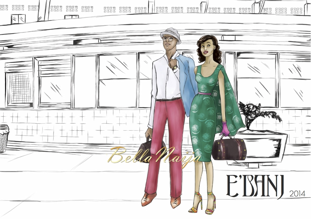 Ewemade of Shakara Couture & Bode - BellaNaija Weddings - Edo, Yoruba, Lagos, Nigeria - April2015045