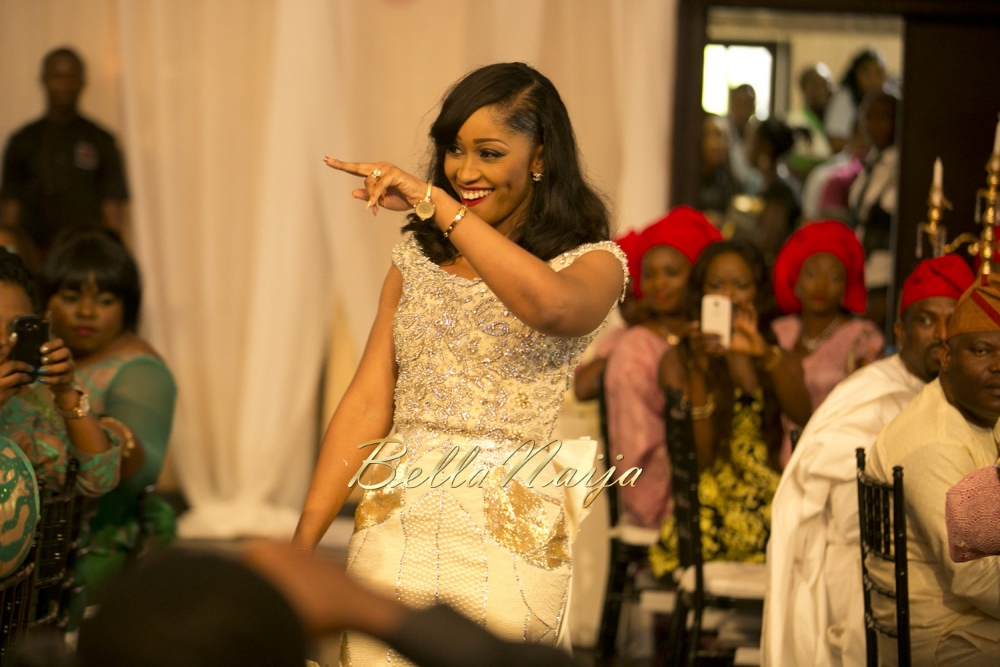 Ewemade of Shakara Couture & Bode - BellaNaija Weddings - Edo, Yoruba, Lagos, Nigeria - April2015060