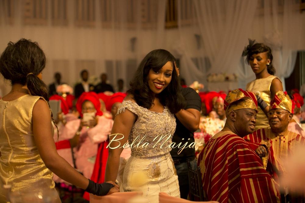 Ewemade of Shakara Couture & Bode - BellaNaija Weddings - Edo, Yoruba, Lagos, Nigeria - April2015062