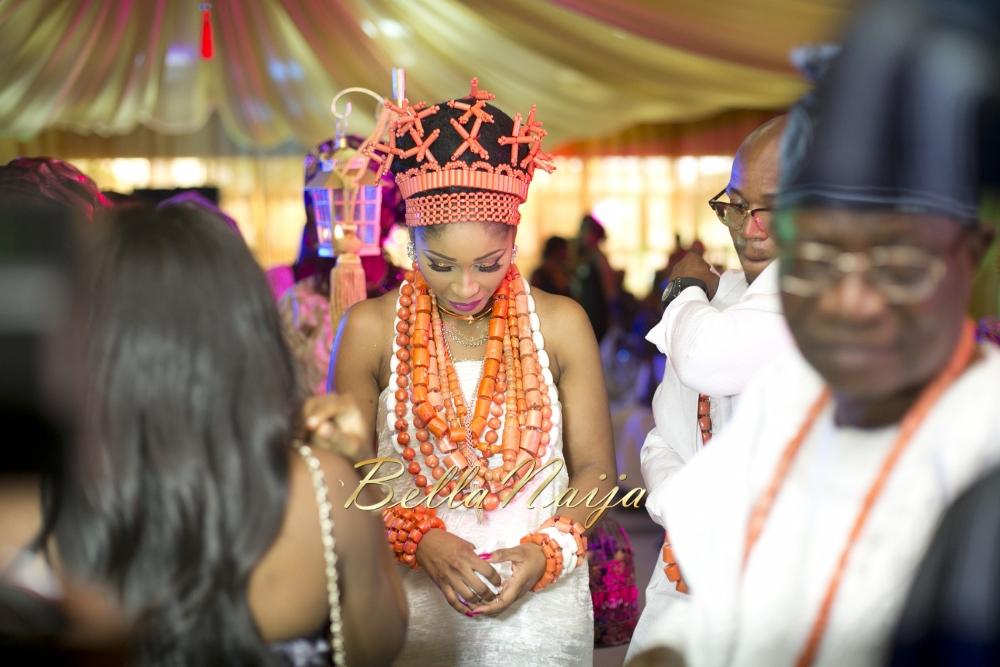 Ewemade of Shakara Couture & Bode - BellaNaija Weddings - Edo, Yoruba, Lagos, Nigerian - April 2015020