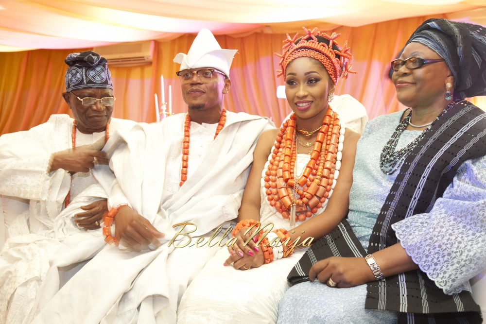 Ewemade of Shakara Couture & Bode - BellaNaija Weddings - Edo, Yoruba, Lagos, Nigerian - April 2015031