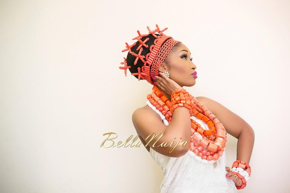 Ewemade of Shakara Couture & Bode - BellaNaija Weddings - Edo, Yoruba, Lagos, Nigerian - April 2015040