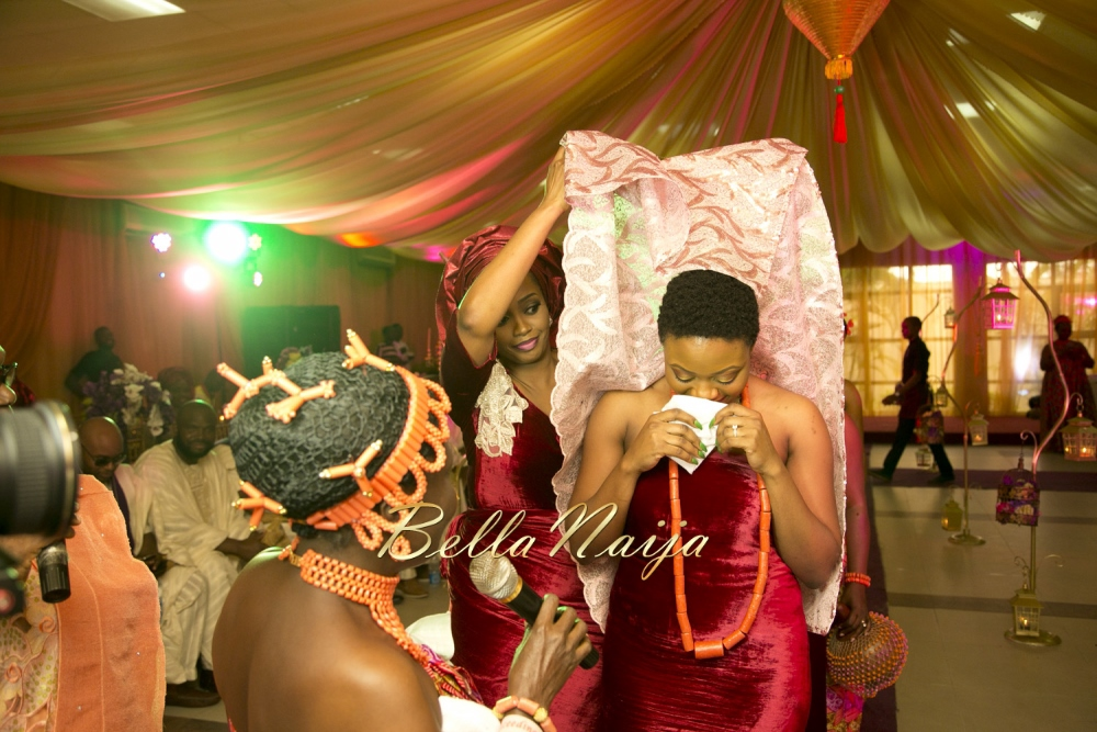 Ewemade of Shakara Couture & Bode - BellaNaija Weddings - Edo, Yoruba, Lagos, Nigerian - April 2015042