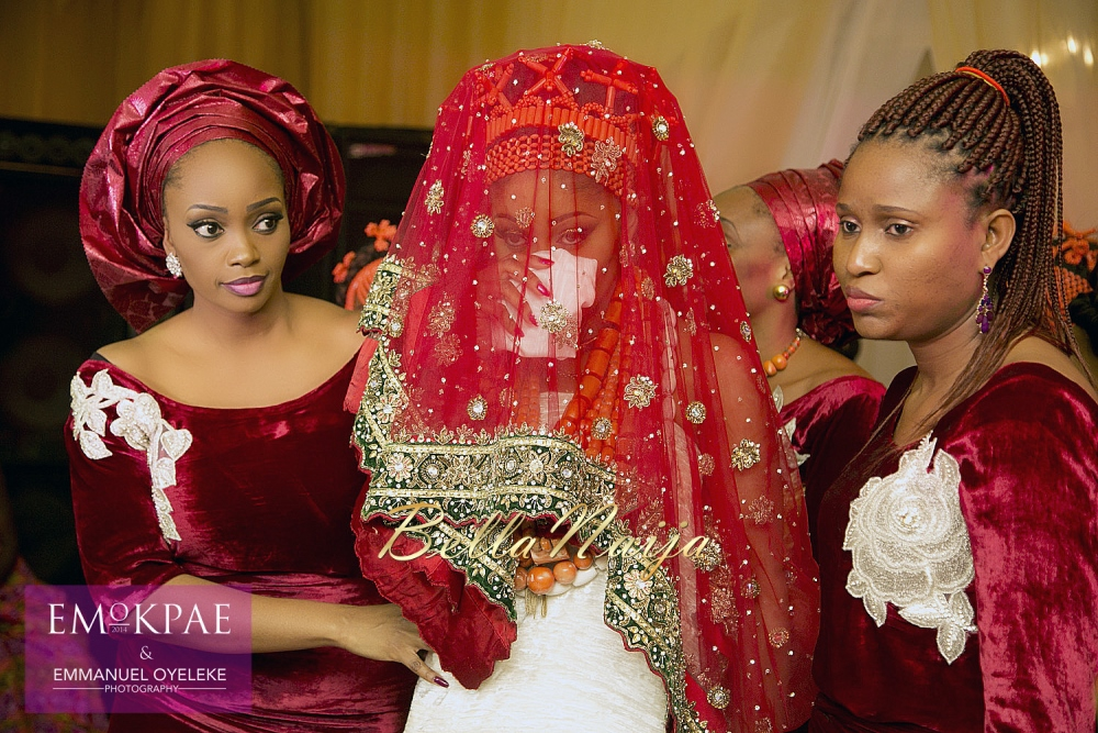 Ewemade of Shakara Couture & Bode - BellaNaija Weddings - Edo, Yoruba, Lagos, Nigerian - April 2015045