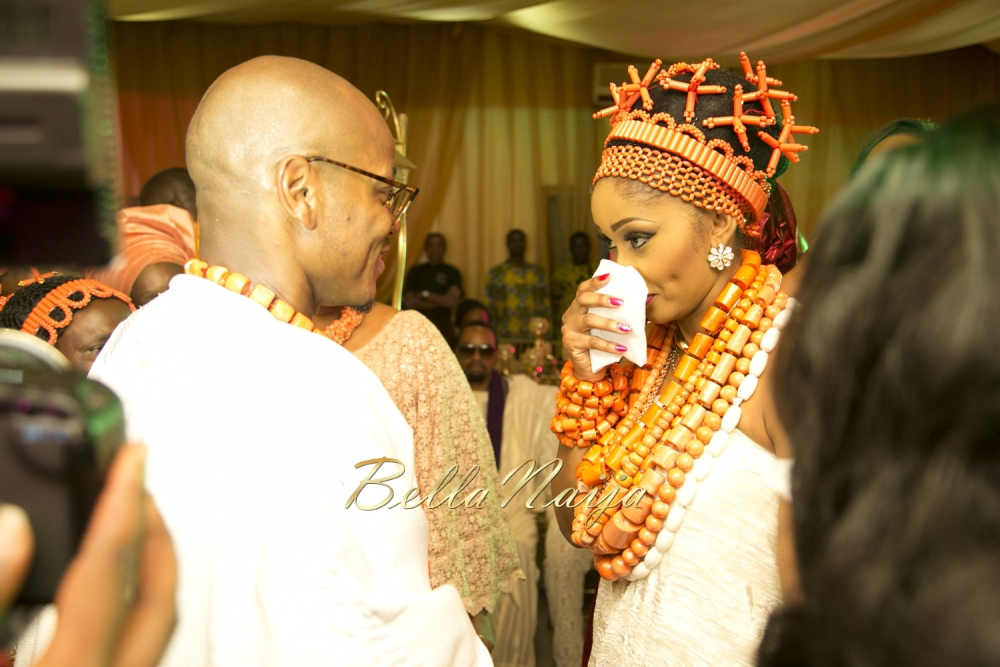 Ewemade of Shakara Couture & Bode - BellaNaija Weddings - Edo, Yoruba, Lagos, Nigerian - April 2015047