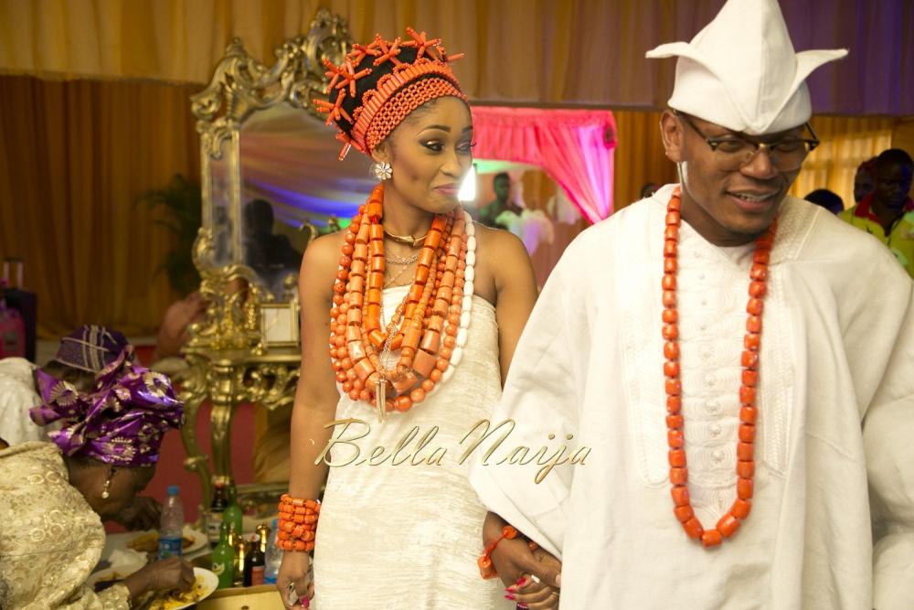 Ewemade of Shakara Couture & Bode - BellaNaija Weddings - Edo, Yoruba, Lagos, Nigerian - April 2015059