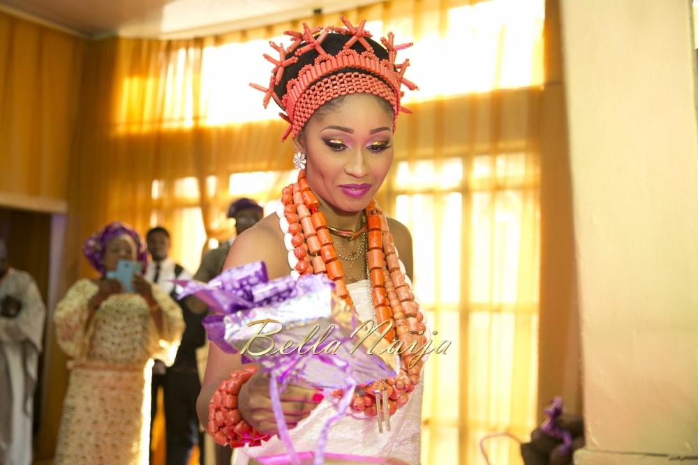 Ewemade of Shakara Couture & Bode - BellaNaija Weddings - Edo, Yoruba, Lagos, Nigerian - April 2015061