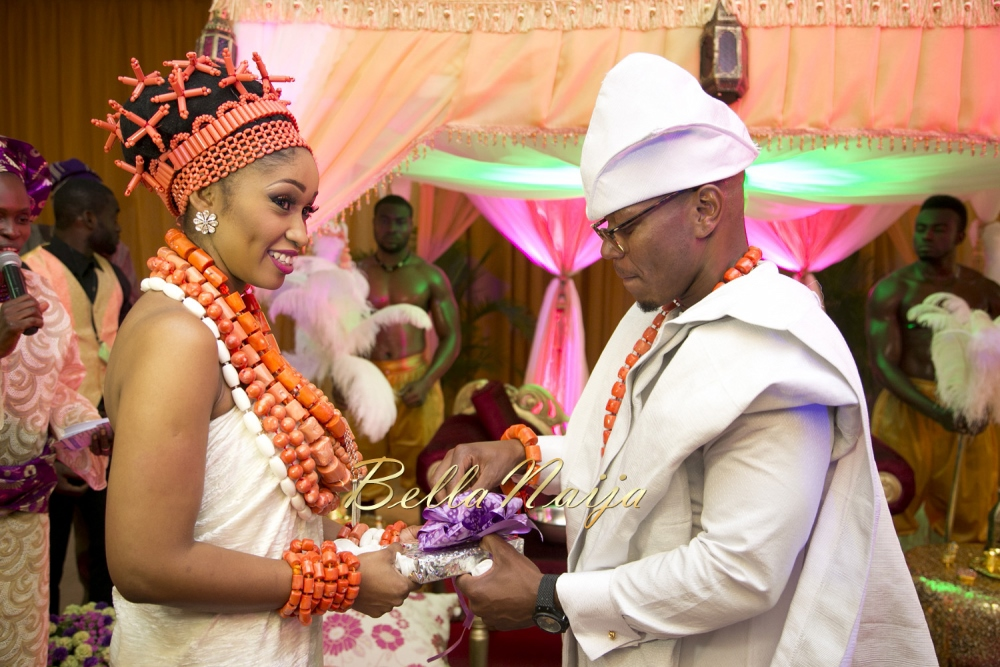 Ewemade of Shakara Couture & Bode - BellaNaija Weddings - Edo, Yoruba, Lagos, Nigerian - April 2015062