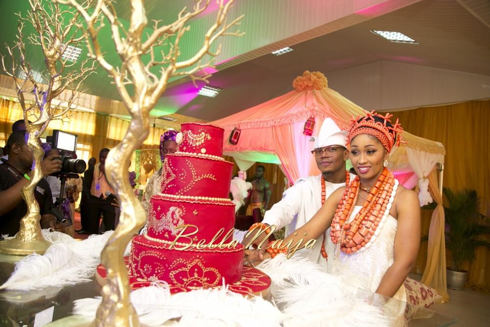 Ewemade of Shakara Couture & Bode - BellaNaija Weddings - Edo, Yoruba, Lagos, Nigerian - April 2015064