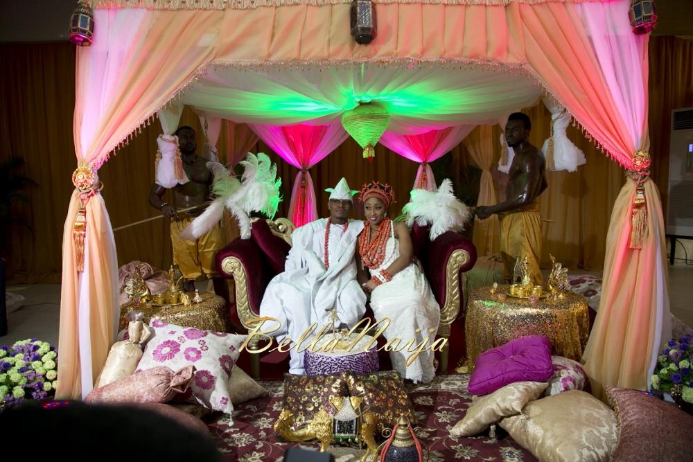 Ewemade of Shakara Couture & Bode - BellaNaija Weddings - Edo, Yoruba, Lagos, Nigerian - April 2015065