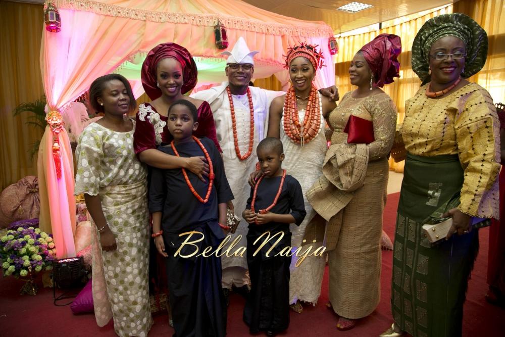 Ewemade of Shakara Couture & Bode - BellaNaija Weddings - Edo, Yoruba, Lagos, Nigerian - April 2015066