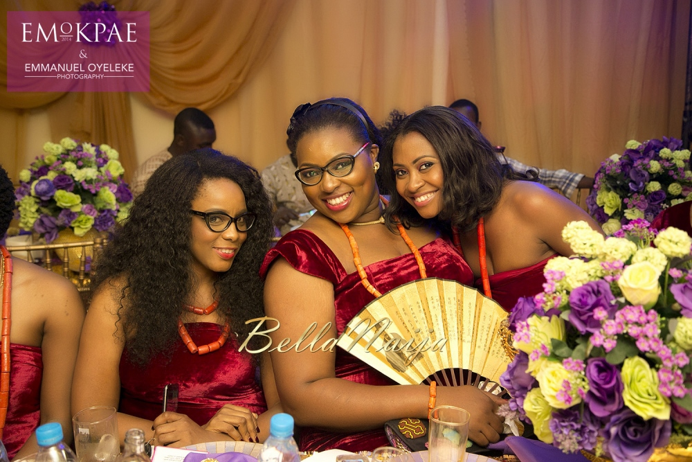 Ewemade of Shakara Couture & Bode - BellaNaija Weddings - Edo, Yoruba, Lagos, Nigerian - April 2015067