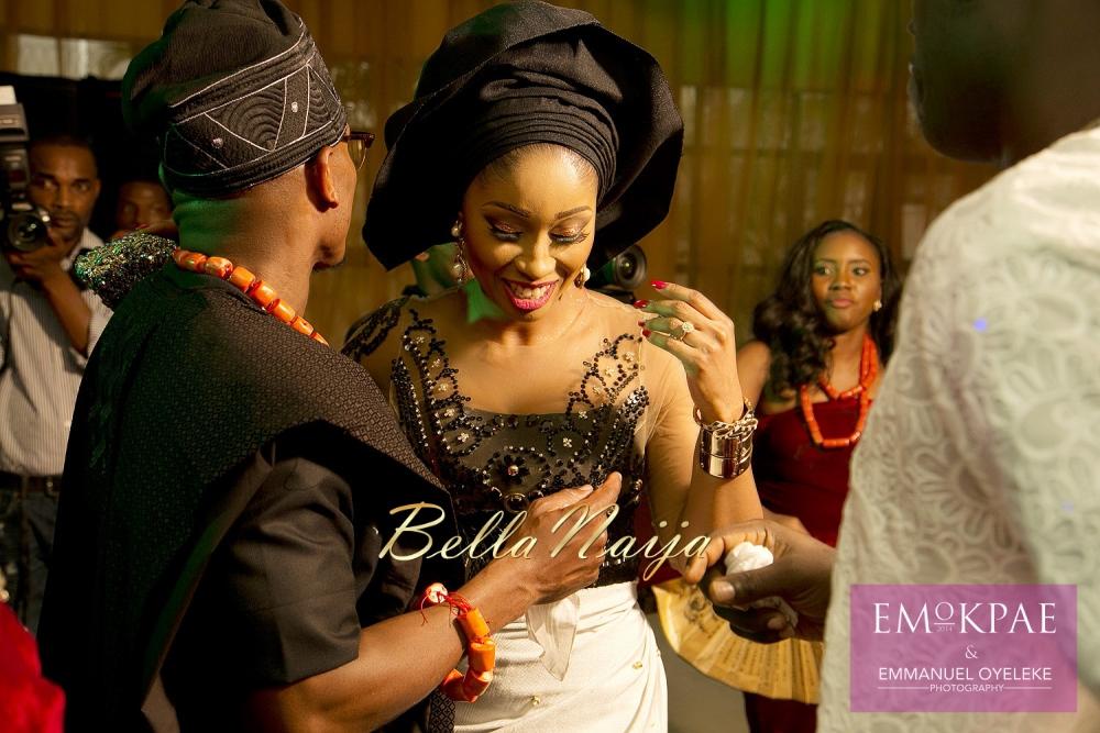 Ewemade of Shakara Couture & Bode - BellaNaija Weddings - Edo, Yoruba, Lagos, Nigerian - April 2015073