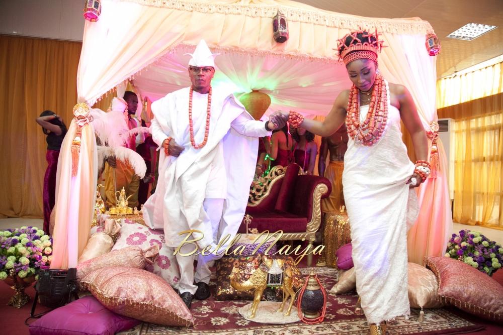 Ewemade of Shakara Couture & Bode - BellaNaija Weddings - Edo, Yoruba, Lagos, Nigerian - April 2015086