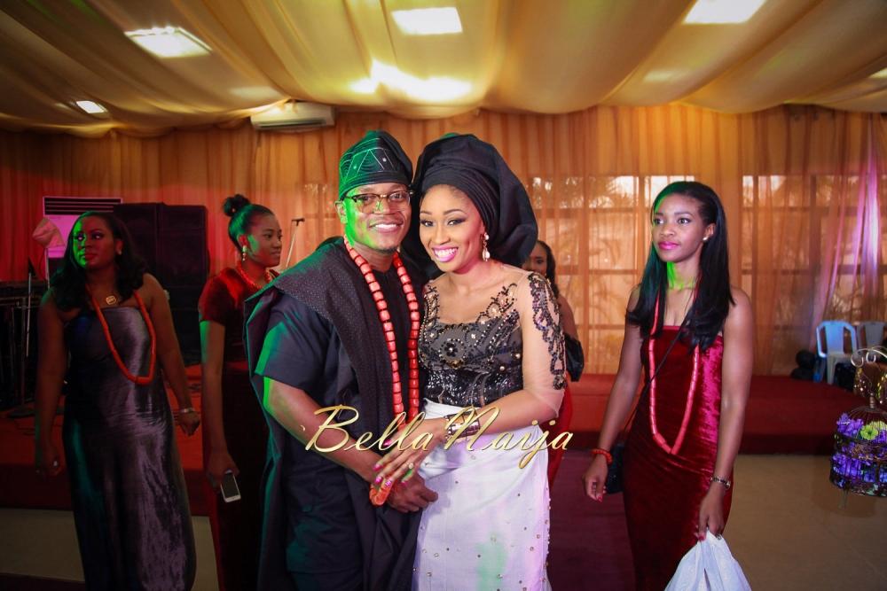 Ewemade of Shakara Couture & Bode - BellaNaija Weddings - Edo, Yoruba, Lagos, Nigerian - April 2015087