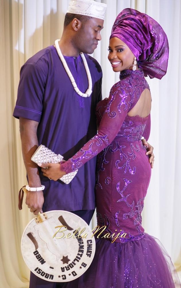 Ezinne & Uchenna - Nigerian Wedding in Houston, Texas, USA - Dure Events - BellaNaijaWedding-1063