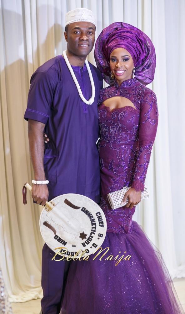 Ezinne & Uchenna - Nigerian Wedding in Houston, Texas, USA - Dure Events - BellaNaijaWedding-1064