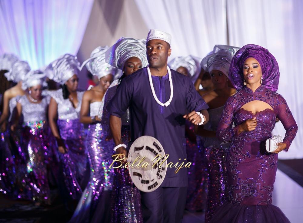 Ezinne & Uchenna - Nigerian Wedding in Houston, Texas, USA - Dure Events - BellaNaijaWedding-1071