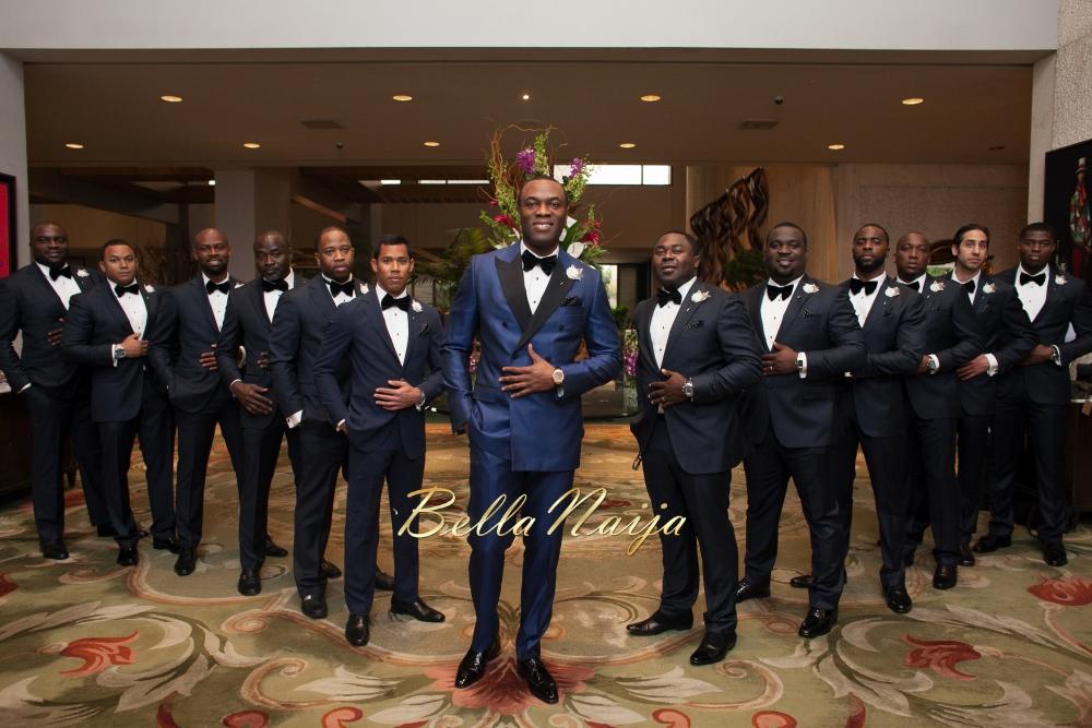 Ezinne & Uchenna - Nigerian Wedding in Houston, Texas, USA - Dure Events - BellaNaijaWedding-176