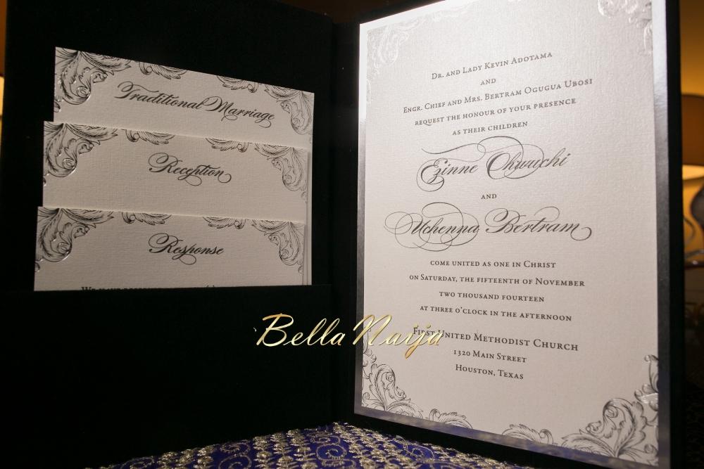 Ezinne & Uchenna - Nigerian Wedding in Houston, Texas, USA - Dure Events - BellaNaijaWedding-2.2