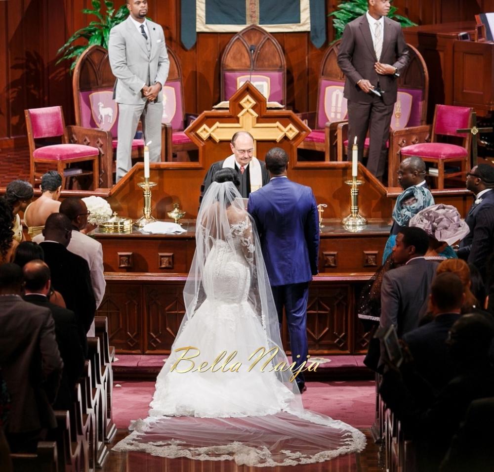 Ezinne & Uchenna - Nigerian Wedding in Houston, Texas, USA - Dure Events - BellaNaijaWedding-346