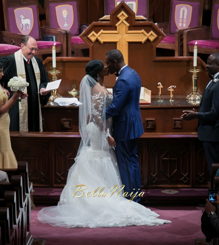 Ezinne & Uchenna - Nigerian Wedding in Houston, Texas, USA - Dure Events - BellaNaijaWedding-347
