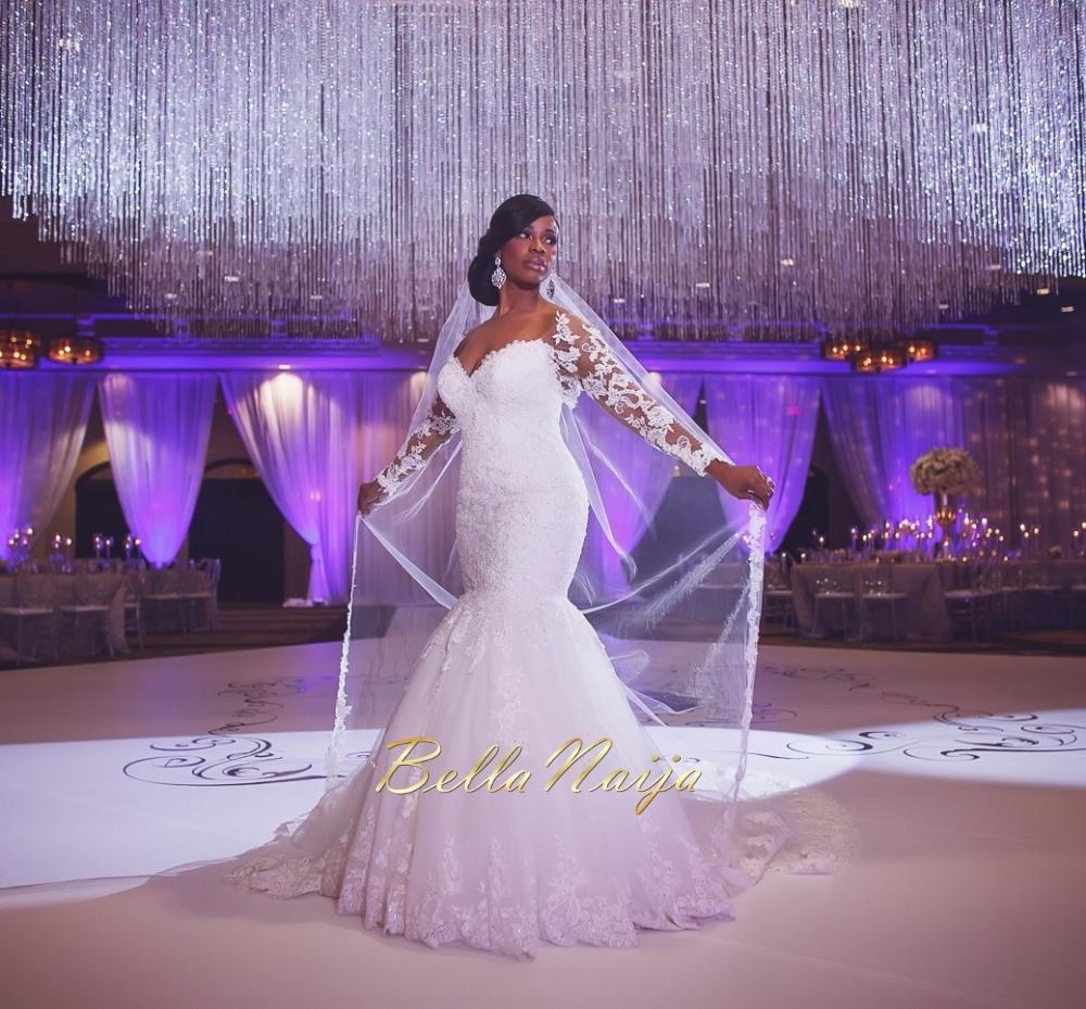 Ezinne & Uchenna - Nigerian Wedding in Houston, Texas, USA - Dure Events - BellaNaijaWedding-498