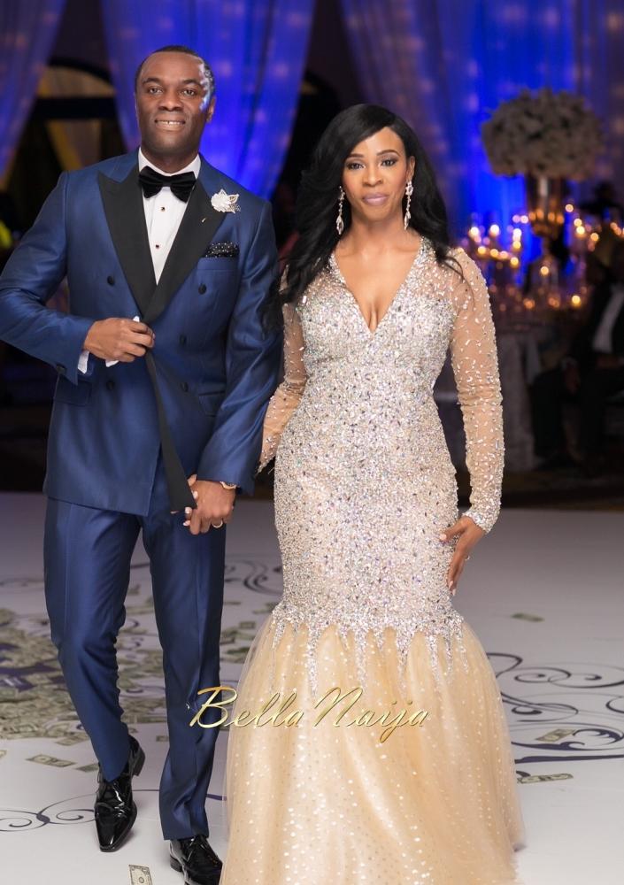 Ezinne & Uchenna - Nigerian Wedding in Houston, Texas, USA - Dure Events - BellaNaijaWedding-670