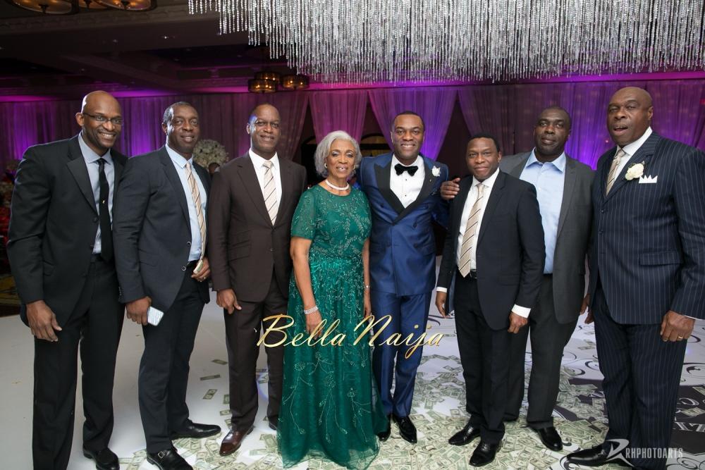 Ezinne & Uchenna - Nigerian Wedding in Houston, Texas, USA - Dure Events - BellaNaijaWedding-899