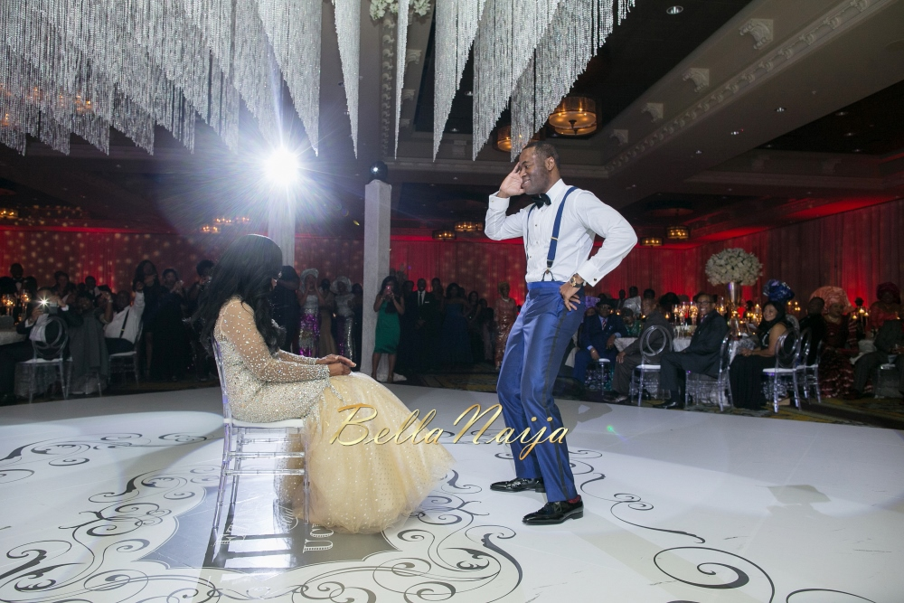 Ezinne & Uchenna - Nigerian Wedding in Houston, Texas, USA - Dure Events - BellaNaijaWedding-920