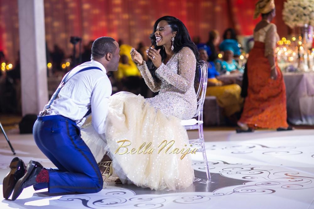Ezinne & Uchenna - Nigerian Wedding in Houston, Texas, USA - Dure Events - BellaNaijaWedding-924