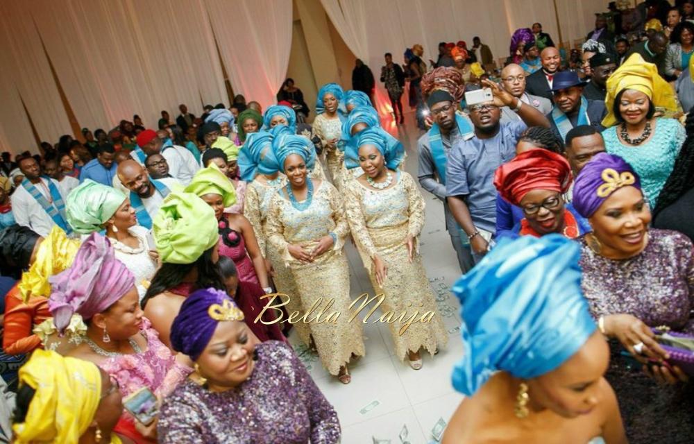 Ezinne & Uchenne - Igbo Nigerian Traditional Wedding in Texas, USA - Dure Events - BellaNaija44