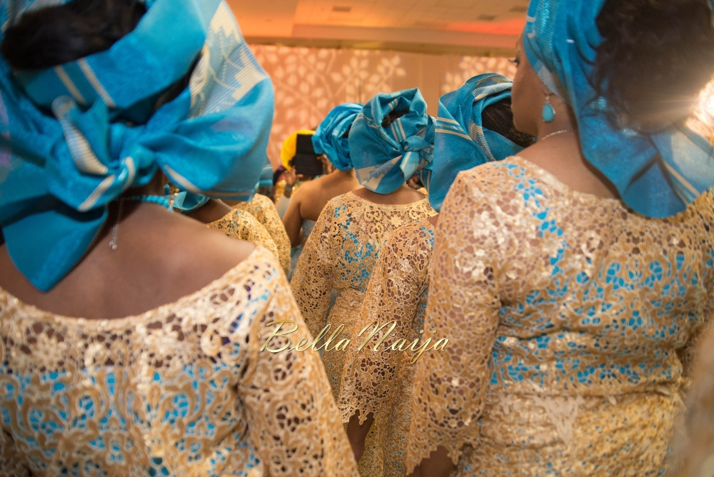 Ezinne & Uchenne - Igbo Nigerian Traditional Wedding in Texas, USA - Dure Events - BellaNaija48