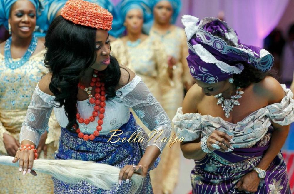 Ezinne & Uchenne - Igbo Nigerian Traditional Wedding in Texas, USA - Dure Events - BellaNaija55